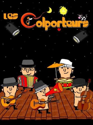 les colporteurs, les colporteurs groupe mayennais, les colporteurs en concert, fête du sourire les colporteurs