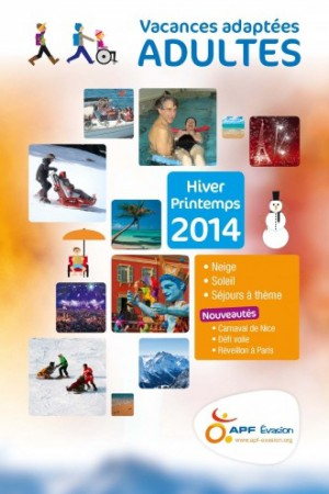 catalogue APF Evasion printemps-hiver adultes 2014