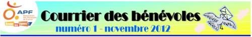 APF Mayenne - Courrier des bénévoles