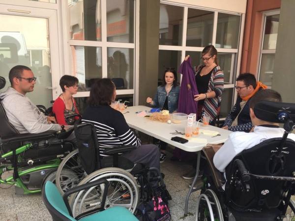 groupe jeunes apf, groupe jeunes handicap, jeune handicap laval, handicap jeunes mayenne