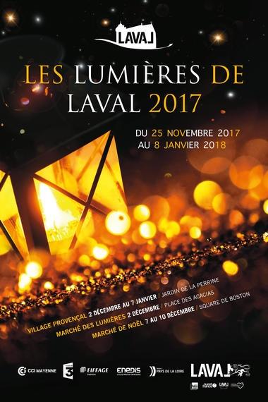 accessibilité lumière de Laval, accessibilité illumination Laval 2017