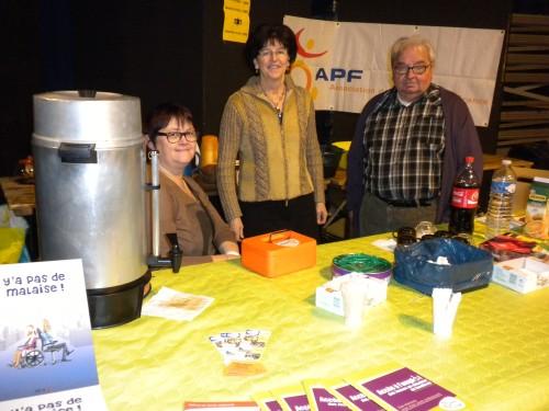 Forum des associations APF