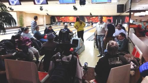bowling handicap laval, activité handicap laval, convivialité handicap laval