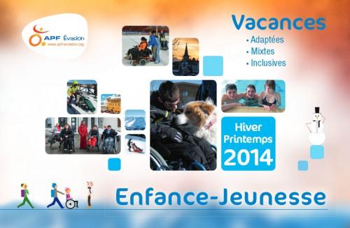 Catalogue enfance jeunesse APF Evasion 2014 Printemps hiver